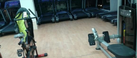 Spor Salonu Temizlik Hizmeti