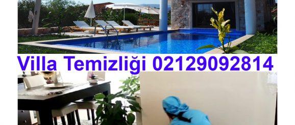 İstanbul Villa Temizliği Şirketi
